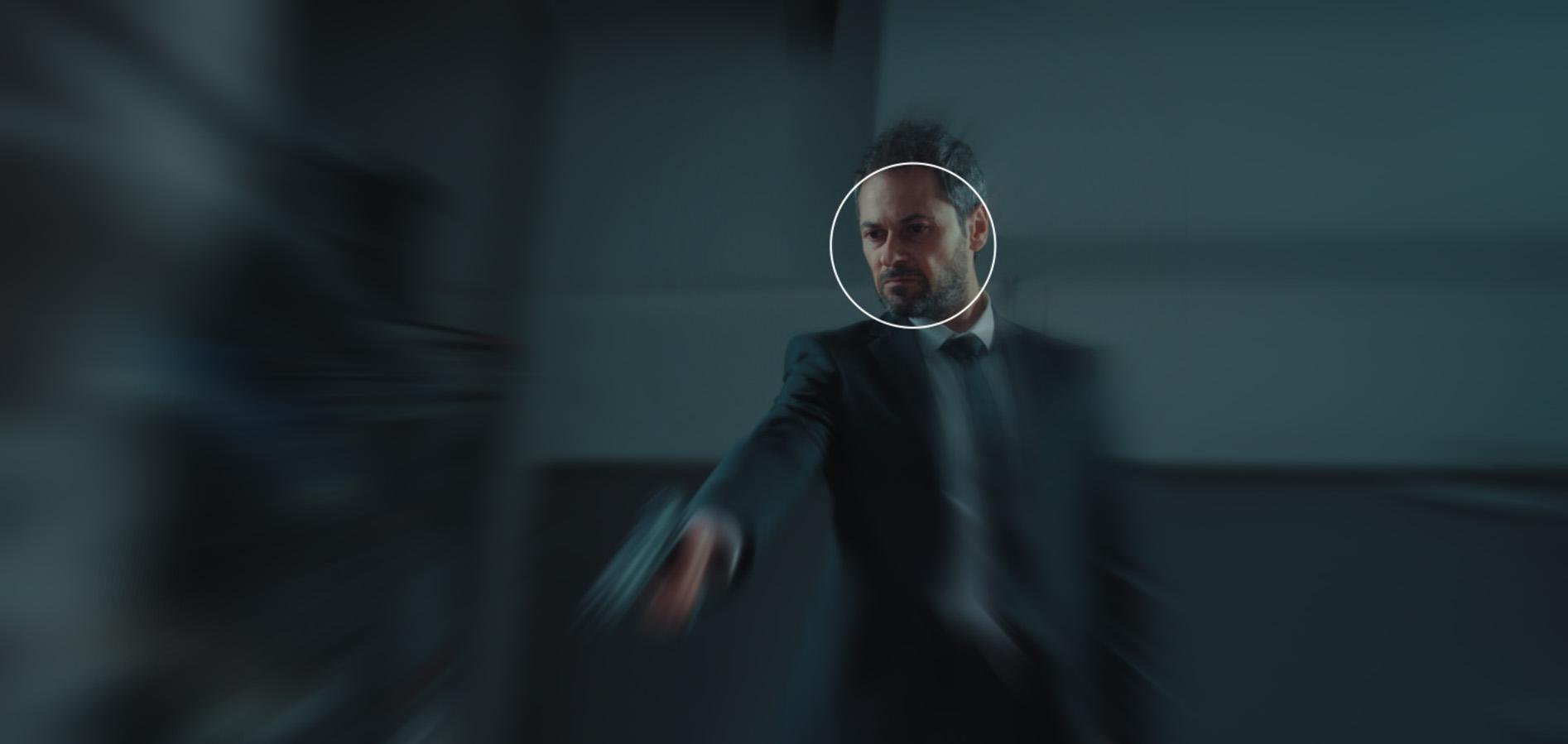 Simulator ZOOMBLUR MAN